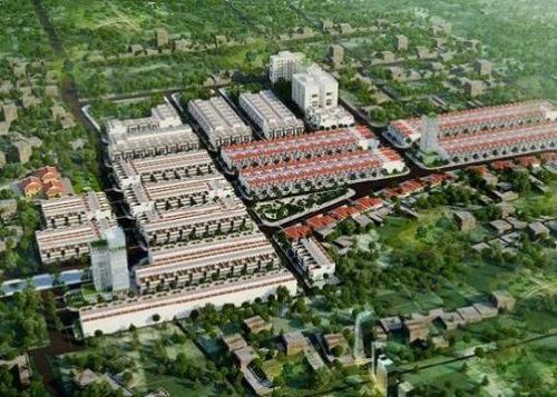 khu đô thị Yên Thế Bắc Sơn Đà Nẵng