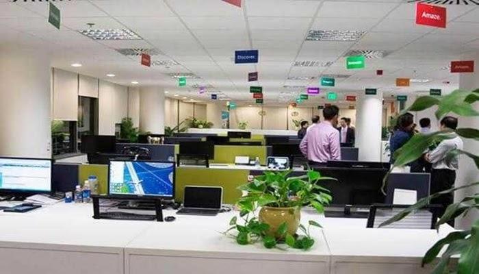 Trụ sở 168xoso tại Thành phố Hồ Chí Minh với quy mô hơn 400 nhân viên.